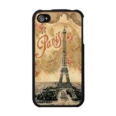 Eiffel Tower, Paris Iphone 4 Case