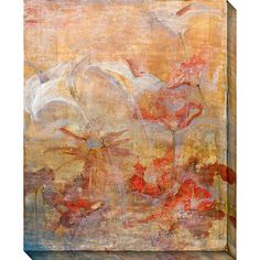 Gallery Direct Maeve Harris 'Cascade I' Canvas Art