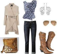 """""""Classy Rustic"""" by arielr on Polyvore"""