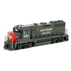 HO RTR GP35, SP #6521 (ATH96049): Athearn Trains