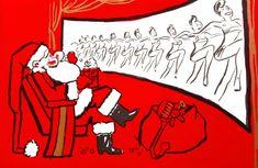 Xmas Greeting Cards, Xmas Greetings, Xmas Cards, Vintage Birthday Cards, Vintage Christmas Cards, Vintage Valentines, Naughty Santa, Christmas Past, Christmas Glitter