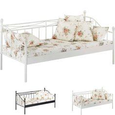 ... Tagesbett LINDA Bett Jugendbett Kinderbett Gästebett 90x200 cm