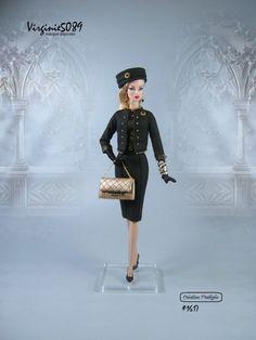 tenue outfit + accessoires pour fashion royalty barbie silkstone vintage #1617   eBay