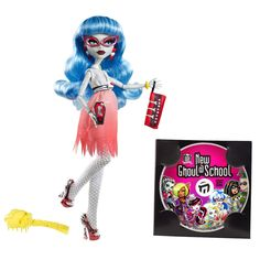 Monster High... Ghoulia Yelps Doll