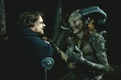 'Pan's Labyrinth': A Richly Imagined, Dreamlike Voyage of Self-Discovery and Character Formation • Cinephilia & Beyond