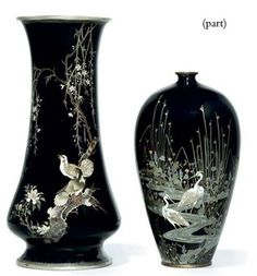 OUR CLOISONNÉ VASES  MEIJI PERIOD (LATE 19TH CENTURY)http://www.christies.com/
