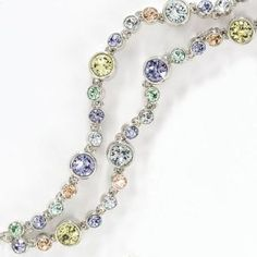 Touchstone Crystal by Swarovski ~ Garland Bracelet ~ Order yours: www.touchstonecrystal.com/deannawhirley