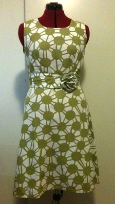 Perfectly adorable! Free pattern here: http://www.burdastyle.com/patterns/coffee-date-dress
