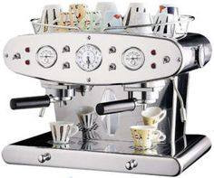 Francis Francis X2 Espresso Machine - Stainless Steel | Commercial Machines | Commercial Coffee Machines