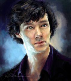 Sherlock Holmes by ~smitth on deviantART