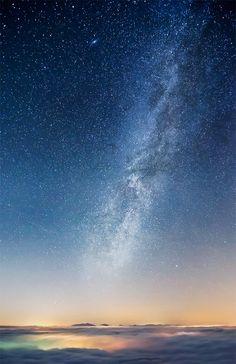 Star Islands - Milky Way
