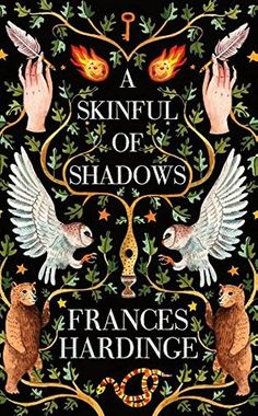 A Skinful of Shadows by Frances Hardinge – A historical ghost story!  Makepeace has learned to defend herself from the ghosts which try to possess her in the night, but one day she drops her guard.  Now there's a spirit inside her.  It is wild and strong, but it may be her only defence when she is sent to live with her father's rich and powerful family, who only want to use Makepeace.  England is being torn  apart by Civil War, and Makepeace must decide which is worse: possession – or death.