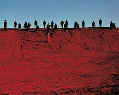 Logic of the Birds, film still. Shirin Neshat; who else is there?