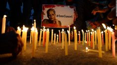 cool Murder of Indian journalists sparks press freedom fears