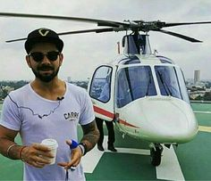 Virat all set to take off