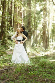 Redwood Forest Wedding