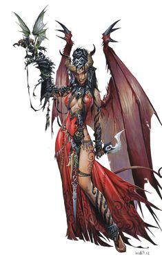 "phrrmp: ""Areelu Vorlesh (28th level witch) """