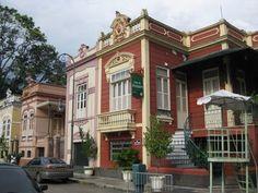 Manaus - Eu gosto da arquitetura.