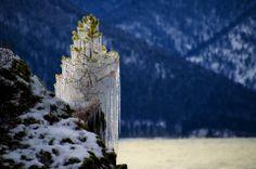 «Новогодний наряд». Горный Алтай, Россия. Автор фото: Светлана Шупенко.