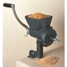 Kitchen|Grain and Grain Mills|Quaker City Grain Mill - Lehmans.com