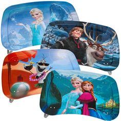 Bring Frozen fun to family time with this cool set of retro-inspired TV trays: http://www.disneymovierewards.go.com/rewards/frozen-tv-trays-8216?cmp=DMR|PIN|REWARD|FrozenTrays   #Frozen #Christmas #Presents