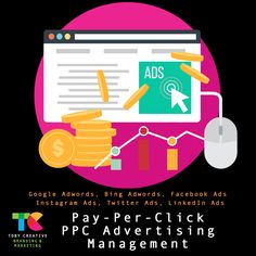 Pay-Per-Click (PPC) Advertising Management  Toby Creative provides setup and management of PPC Ads on Google, Bing, Facebook, Instagram, Twitter and LinkedIn.  New to Google Adwords? First time Google Adwords clients will receive FREE $100 Adspend after spending $25.  Contact Toby Creative (08) 9386 3444  http://www.tobycreative.com.au  #tobycreative #marketing #digitalagency #seoperth #socialmediaperth #ppc #adwords #googlepartner #googleadwords #bingads #linkedinads #twitterads…