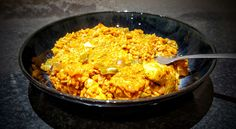 Syn Free Slimming World Sticky Chicken Paella Recipe - Serves 2