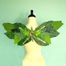 leaf fairy wings