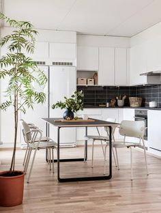 Minna Jones' styling for NCC housing