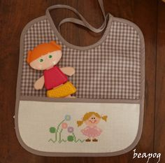 The beapog website - Punto croce, bambole, patchwork e free Baby Crafts, Diy And Crafts, Beaded Cross Stitch, Welcome Baby, Cross Stitching, Embroidery, Sewing, Crochet, Kids