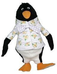 Bring Tacky the Penguin to life with a personal visit from the best know character from the children's books by American author Helen Lester.