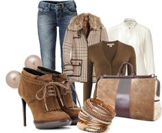 """""""My Dream Closet - 2 in a Series"""" by atathome on Polyvore"""