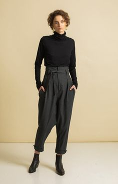 Radalla Trousers Grey Nordic Style, Fashion Labels, Fast Fashion, Timeless Design, Sustainable Fashion, Fashion Brand, Trousers, Normcore, Lingerie