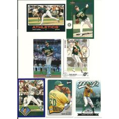 Free shipping 20 different MARK MULDER cards lot 2000 - 2005 Cardinals premiums