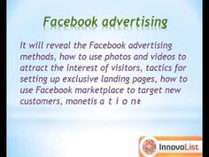 Learn to make money through your own company facebook fanpage and make life easier by consistently earning profits from the comfort of your home. This marketing tool has helped millions of people make a living. In this app, you'll learn how to create a facebook fan page and use it in the right way to earn profit. http://innateapps.com/FanpageDollars.php