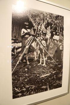 """Exposición """"En la mirada del otro. Fotografía histórica de Ecuador. La irrupción en la Amazonia"""" Círculo de Bellas Artes #Madrid. #Fotogafía #Photography #PHE15 #PHOTOESPAÑA #Arterecord 2015 https://twitter.com/arterecord"""