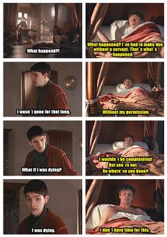 These are the scenes that show that Merlin being cancelled is ridiculous :( Shame BBC