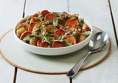 Looking for a simple and flavoursome side dish, then you'll really enjoy our easy and delicious honey mustard glazed kumara recipe from countdown.co.nz