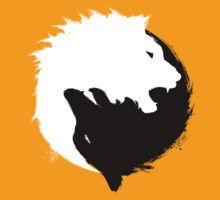 Wolf yin yang @Matthew Addonizio Addonizio Addonizio Mcguinness