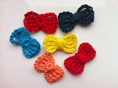 little bows,dutch tutorial...