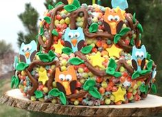 Night Owl Trix Cake
