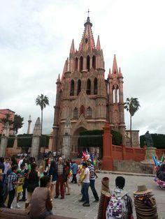San Miguel de Allende (Guanajuato, Mexico) p. 948