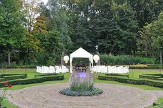 Buiten trouwen in Rotterdam | Landhuis de Oliphant