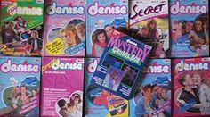 Denise - Romane (Romanhefte Cora Verlag) 10 Stück + 1 x Denise Mystery Grusel…