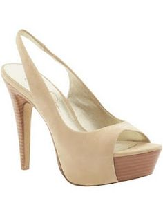 I want to start collecting nude shoes