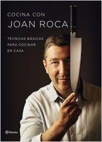 Cocina con Joan Roca | Planeta de Libros