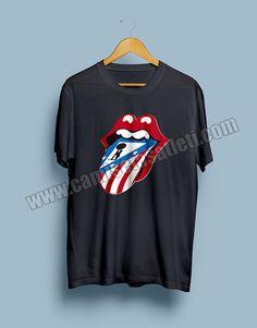 Camiseta Rock&Atleti