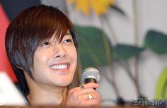 Playful Kiss_press conference_Kim Hyun Joong4
