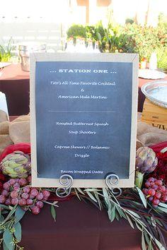 Vodka Pairing Station....Colette's Events & Catering Blog