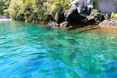 Turquoise | Lake Taupo, New Zealand | Part Time Traveler